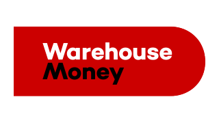 Warehouse money logo