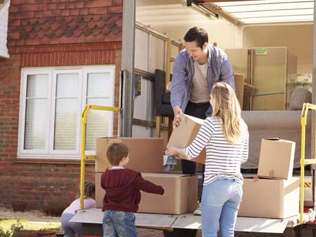 3 'insurancey' things to think about if you're moving house